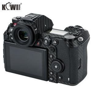 Image 2 - Anti Scratch Camera Body Skin Cover Protector Film for Panasonic Lumix S1 S1R Full Frame Camera 3M Sticker Carbon Fiber Pattern