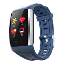 RGTOPONE New Q7 Dynamic Heart Rate IP68 Waterproof Sports Step Tracker Message SMS Reminder Swimming Smart Watch Band Bracelet