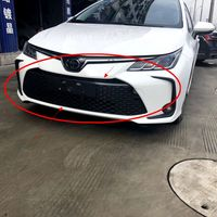 CAR Front Bumper Air Vent Mesh Grille Grills FOR Toyota New Corolla 2019 2020