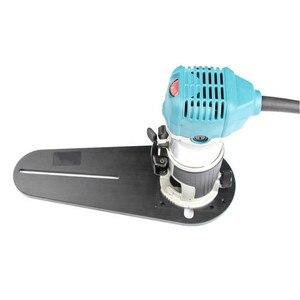 Image 5 - 1 zestaw przyrząd do cięcia koła dla małych routerów do drewna/elektryczne trymery ręczne frezowanie drewna koło frezowanie rowek