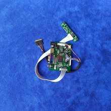 LCD screen drive board 1366*768 Kit 40-Pin LVDS WLED laptops HDMI-compatible VGA AV Fit LTN156AT05-101/301/601/708/H01/S01/U09