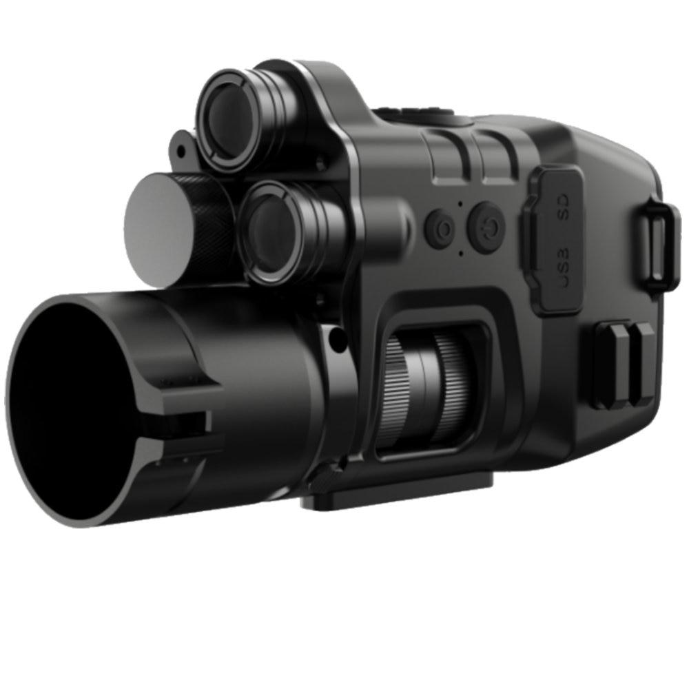 lowest price Night Vision Riflescope Monocular w  Wifi APP 200M Range NV Scope 940nm IR Night Vision Sight Hunting Trail Camera Telescope
