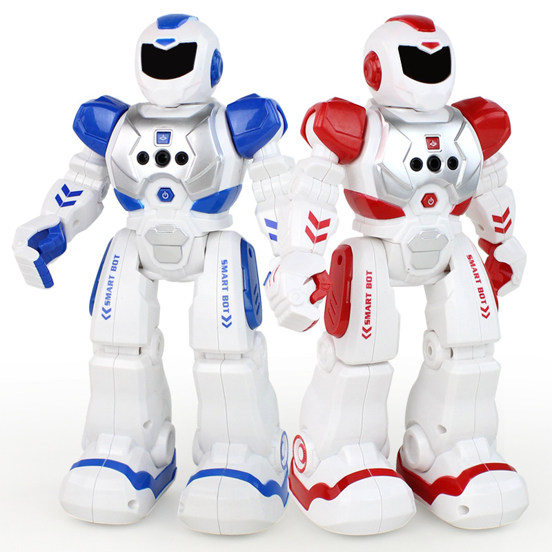 Children'S Educational Early Childhood Robot Electric Remote Control Singing Dancing Kids Toy Voice Smart Sensing Robot
