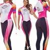2020 pro equipe triathlon terno camisa de ciclismo das mulheres skinsuit macacão maillot ciclismo ropa ciclismo manga curta conjunto gel 14