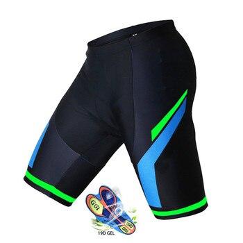 Pantalones cortos de Ciclismo profesionales para hombre, transpirables, ligeros, para carreras, 2020