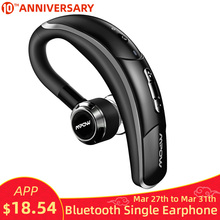 Mpow BH028 Business Wireless Headset Bluetooth Handsfree Cal