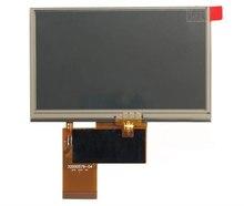 Écran LCD Original de 4.3 pouces 40 broches avec écran tactile AT043TN25 V.2 AT043TN25 V2 480x272, livraison gratuite
