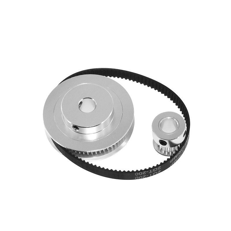 GT2 Timing Belt Pulley with 20/60 Teeth as 3D printer accessories 9