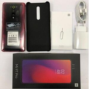 "Image 4 - הגלובלי גרסת שיאו mi mi 9T פרו (אדום mi K20 פרו) 6GB 64GB Snapdragon 855 Smartphone 6.39 ""תצוגת 48MP מצלמות 4000mAh סוללה NFC"