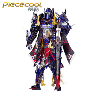 ММЗ модель picecool 3D металлическая головоломка, мифологическая модель титанов, наборы, сделай сам, лазерная резка, сборка, мозаика, игрушка, нас...