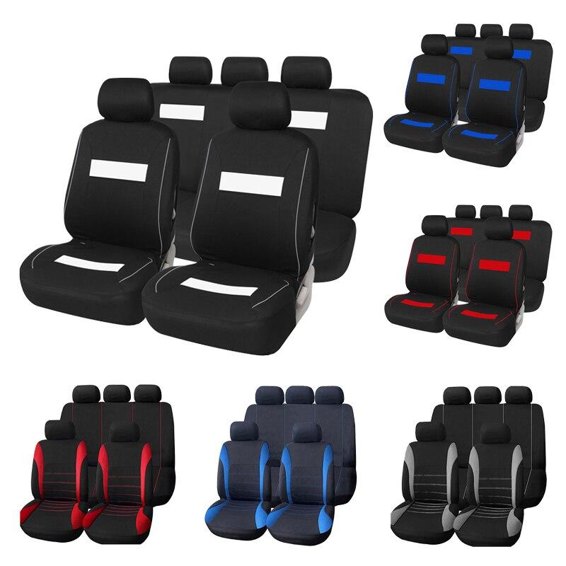 AUTOYOUTH housses de siège de voiture universelles accessoires d'intérieur Auto universel convient aux accessoires d'intérieur décoration de siège style de voiture