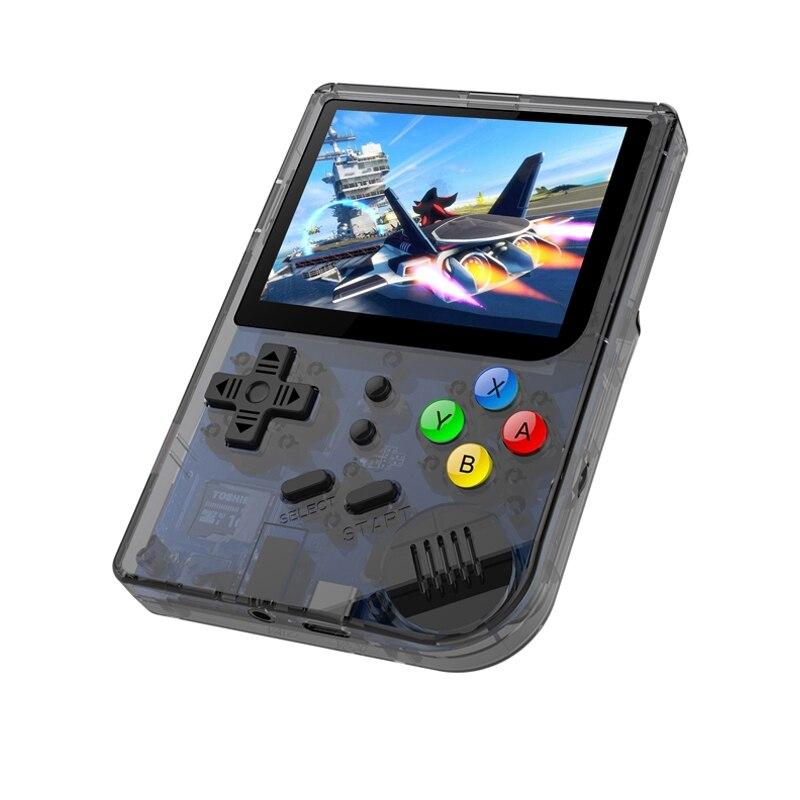Rg300 3 pouces jeux vidéo rétro Console intégré 3000 jeux de poche pour Cp1 Cp2 Neogeo Gbc Gb Md système ouvert