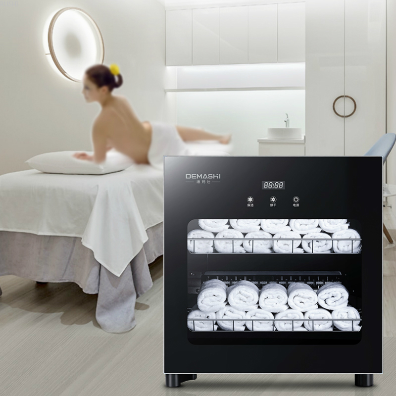 Household Sterilizing  Bath Towel Heated Disinfection Cabinet Beauty Salon Towel Warmer  Disinfection   Electronic Dish Dryer