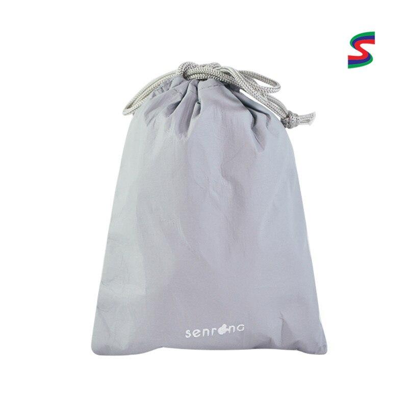 Bolsa de cordón línea de nailon Casual perezoso Storgage bolsa personalizable DuPont papel Tyvek - 3