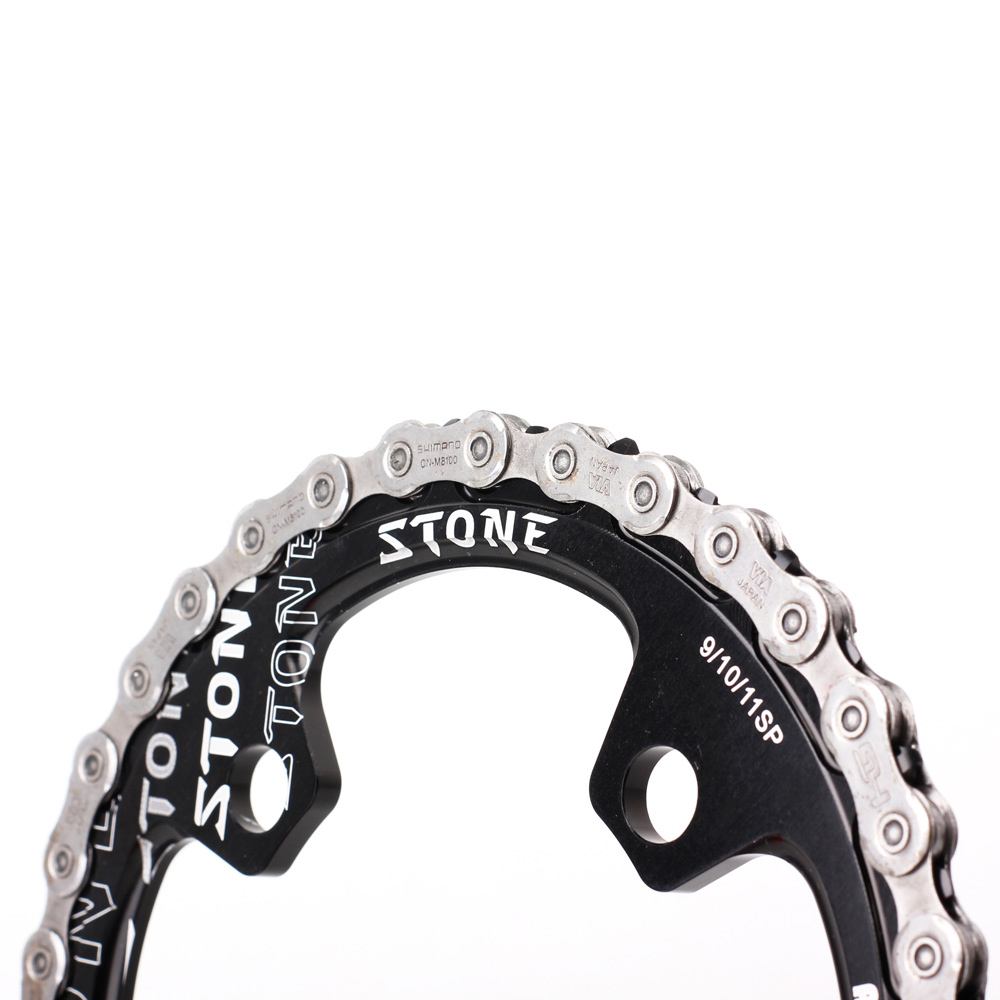 Stone Bike Chainring 88 BCD 88mm Narrow Wide 4 Bolts For SHIMANO XTR985 M985 12s