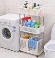 Корзина для белья для ванной комнаты  пластиковая домашняя грязная одежда wy121114