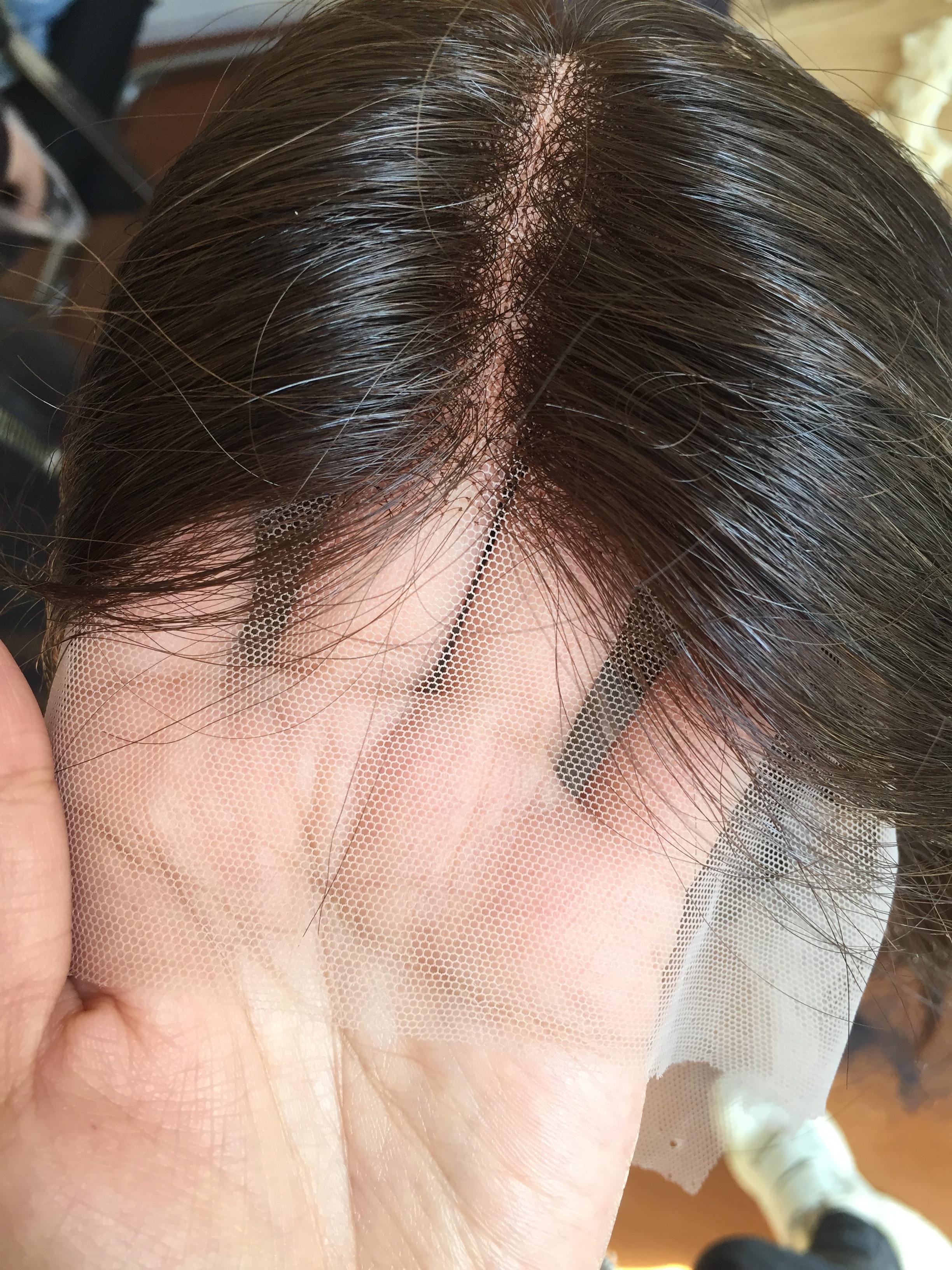 Popular 100% Jewish Hair Lace Top Wigs Good Quality European Hair Jewish Kosher Wig Sheitels
