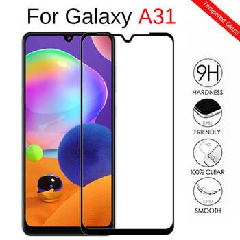 Перейти на Алиэкспресс и купить Защитное стекло 3D Samsun A31 для Samsung Galaxy A31 Защитная пленка для экрана на Samsan Galaxi A31 A 31 защитная пленка из закаленного стекла