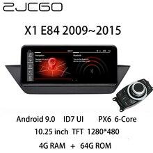 цена на Car Multimedia Player Stereo GPS DVD Radio Navigation NAVI Android CCC CIC NBT for BMW X1 E84 2009 2010 2011 2012 2013 2014 2015