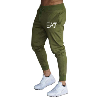 2020 New hot sale men's casual sports pants fashion foot casual pants men's jogging fitness pants gym sports - S, 6