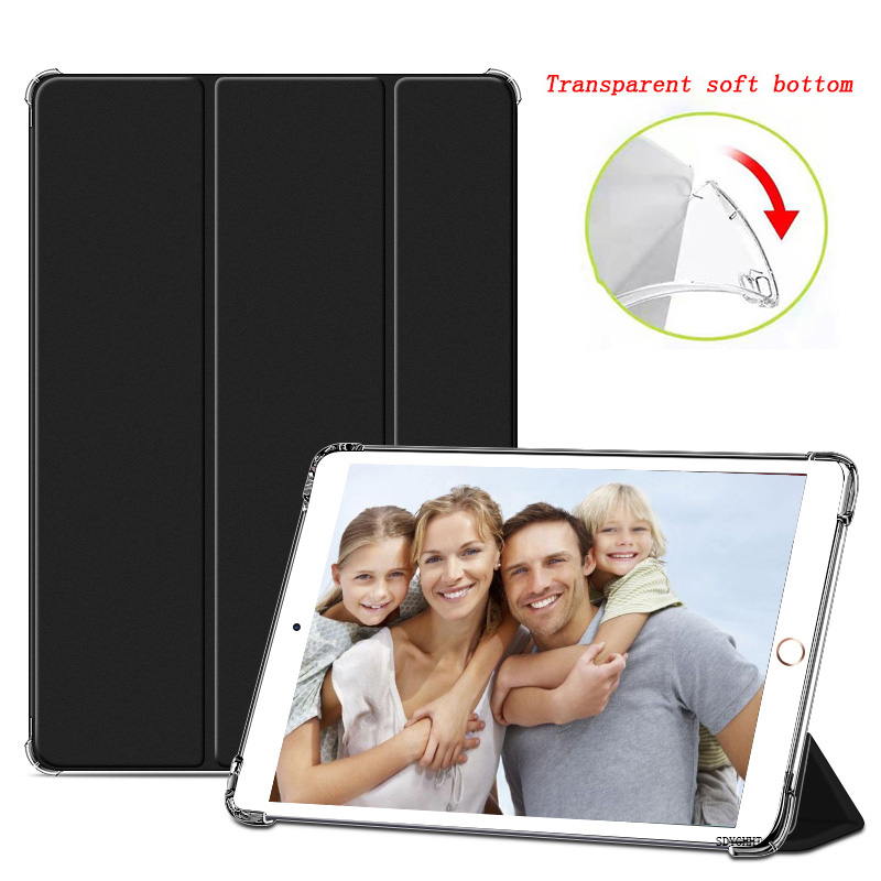 Black Black New Airbag soft protection Case For iPad 10 2 inch 7th 8th Generation for 2019 2020