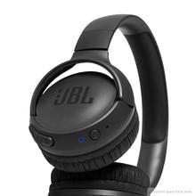 JBL T500BT casque sans fil Bluetooth basses profondes son jeu de sport casque avec micro suppression de bruit pliable écouteurs