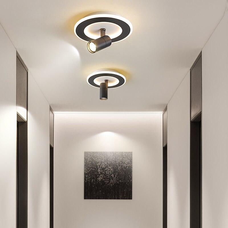 NEO Gleam Moderne led Kronleuchter für Schlafzimmer Foyer Carridor home deco weiß oder schwarz farbe decke kronleuchter quadratische oder runde