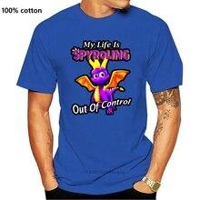 Spyro Drachen Mein Leben Ist Spyraling Aus Der Kontrolle T-Shirt