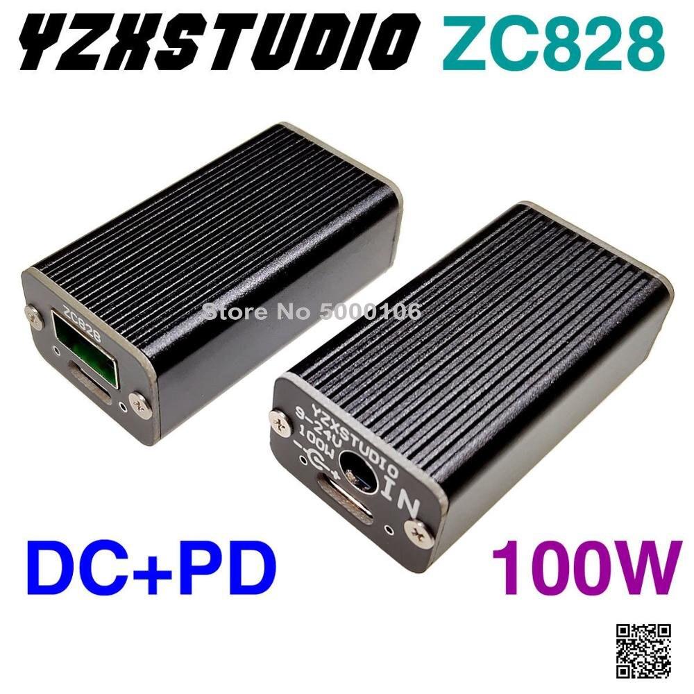 Original ZC828 Super Flash Car Charging Artifact DC To VOOC