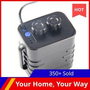 Image 5 - 6 סעיף 18650 עמיד למים סוללה מקרה 18650 סוללה 5V USB / 8.4V DC הכפול ממשק 18650 עמיד למים סוללה תיבה