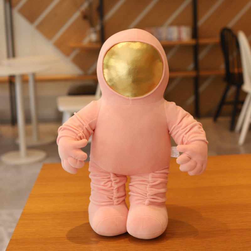 Space Astronaut Toy Rocket Baby Boy Super Favor Toys happy birthday party Theme decorations Astronaut Kids Room Baby Bed Decor