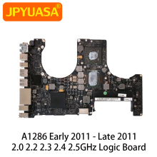 Original 2,0 GHz 2,2 GHz 2,3 GHz 2,4 GHz 2,5 GHz Core i7 Motherboard Für Macbook Pro 15 \