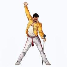 Cc10101 1 piezas Freddie Mercury queen vintage etiquetas de scrapbooking niños juguete de bricolaje para teléfono portátil motocicleta impermeable pegatinas