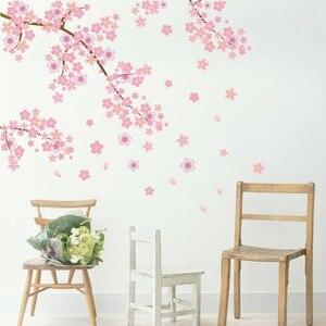 Pink Flying Vine Flower Sakura