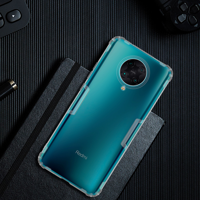 NILLKIN Nature TPU Shockproof Case for Xiaomi Redmi K30 PRO - Բջջային հեռախոսի պարագաներ և պահեստամասեր - Լուսանկար 4