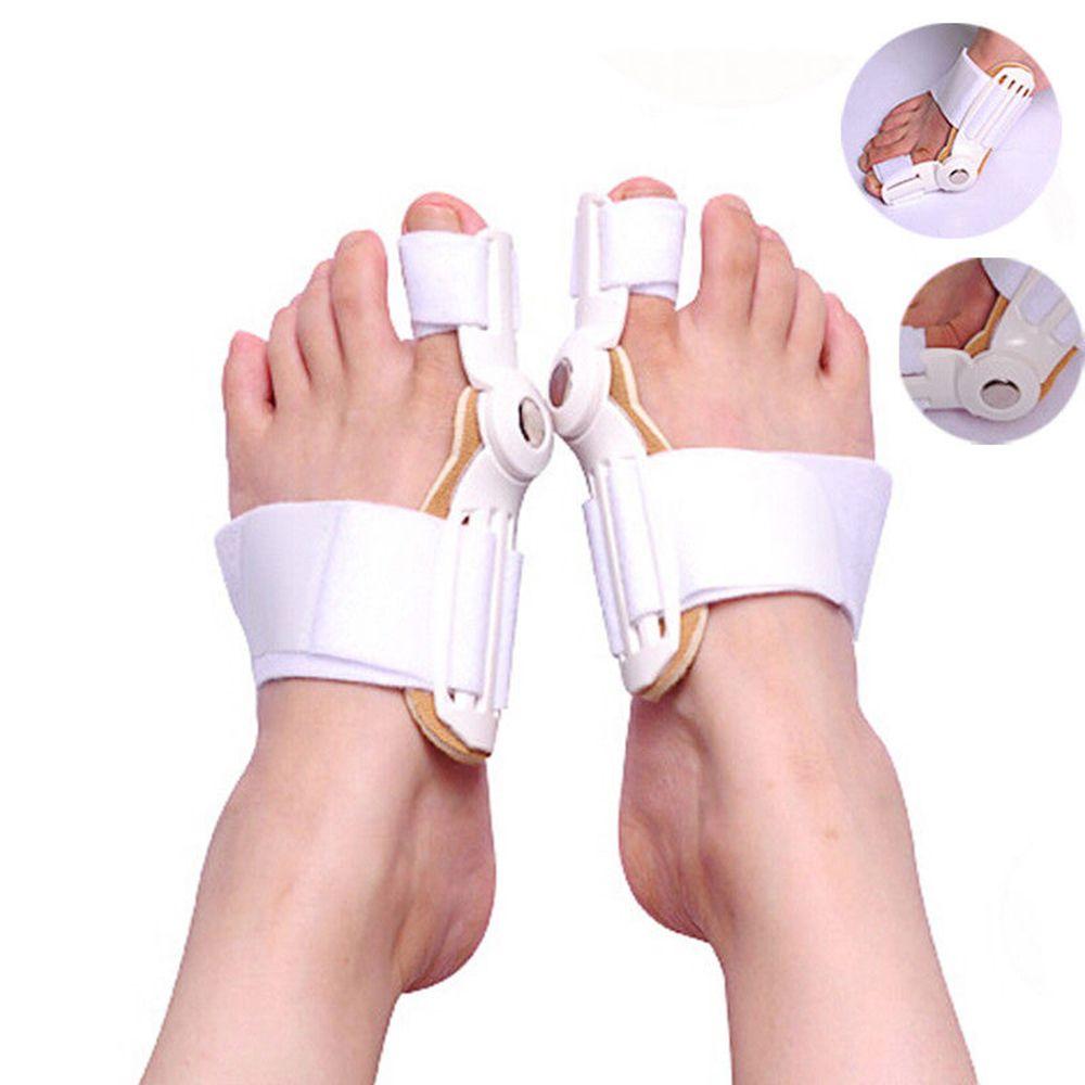 Bunion Splint Big Toe Straightener Corrector Foot Pain Relief Hallux Valgus Correction Orthopedic Supplies Pedicure Foot Care