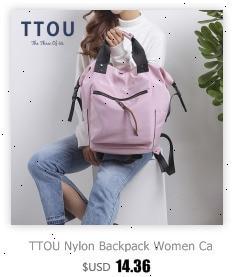 Hcef7fee0b4a94a6ab51d5e2ea6b2824eR TTOU Women External USB Charge Backpack Canvas School Backpack Mochila Escolar Girls Laptop Backpack