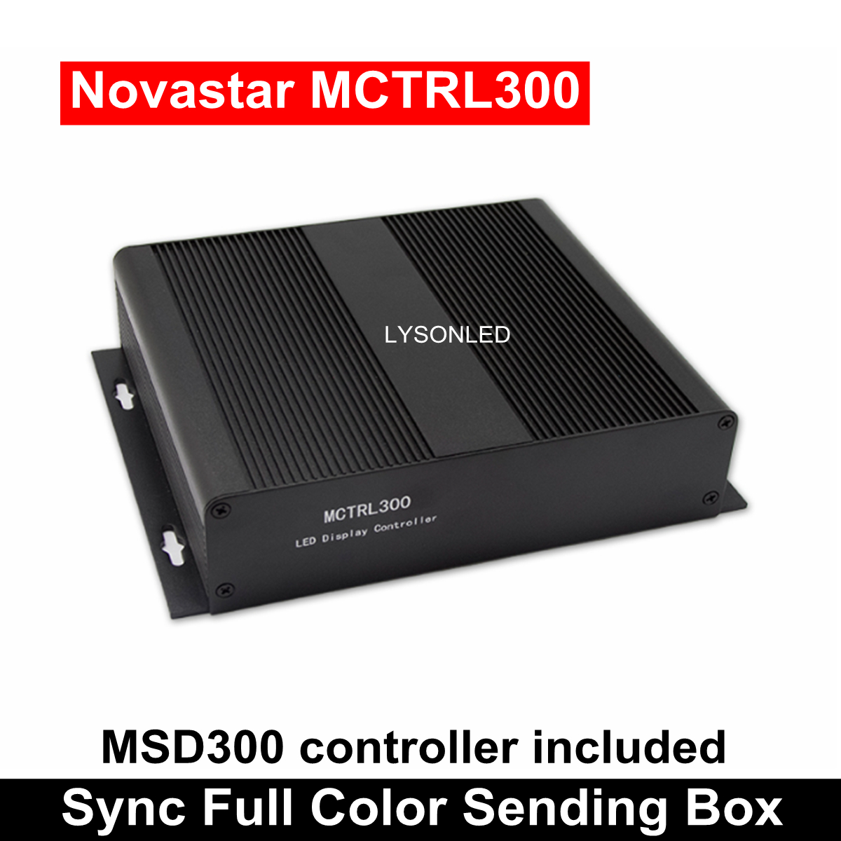 NovaStar MCTRL300 Controller Full Color LED Display Sending Box With MSD300 Mother Card Inside