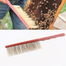 Bee-Brush Apiculture-Equipment-Supplies Beekeeping-Tools Plastic-Handle 1PCS Sweep-Hand-Planting
