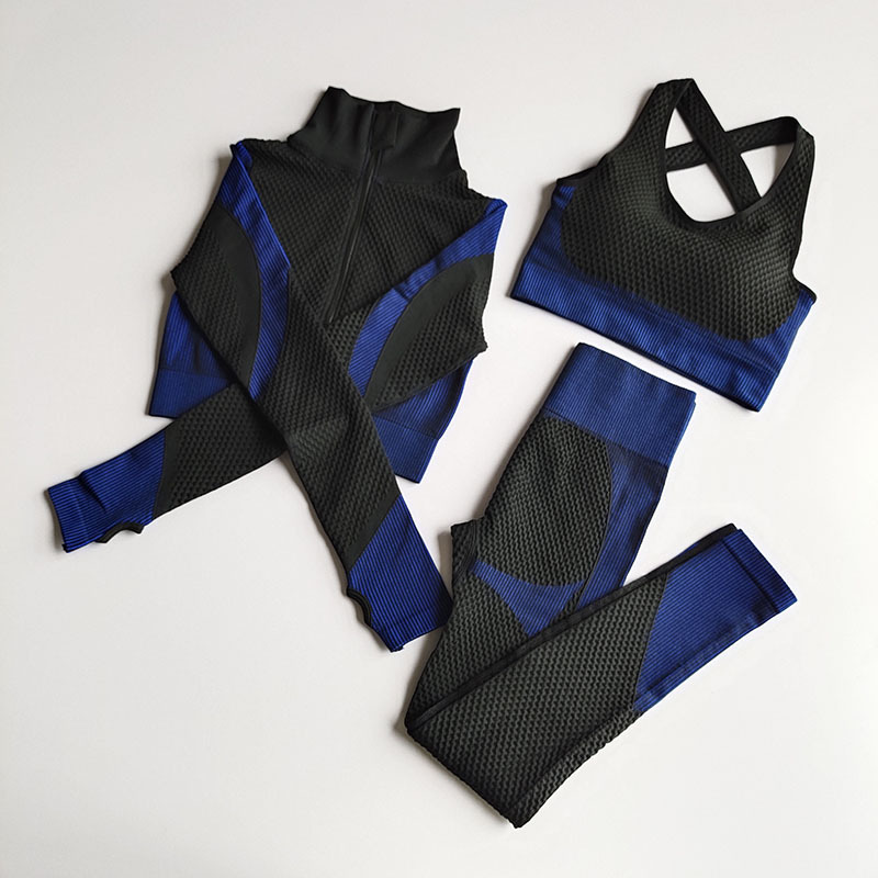 blue sets ( 3 pcs )