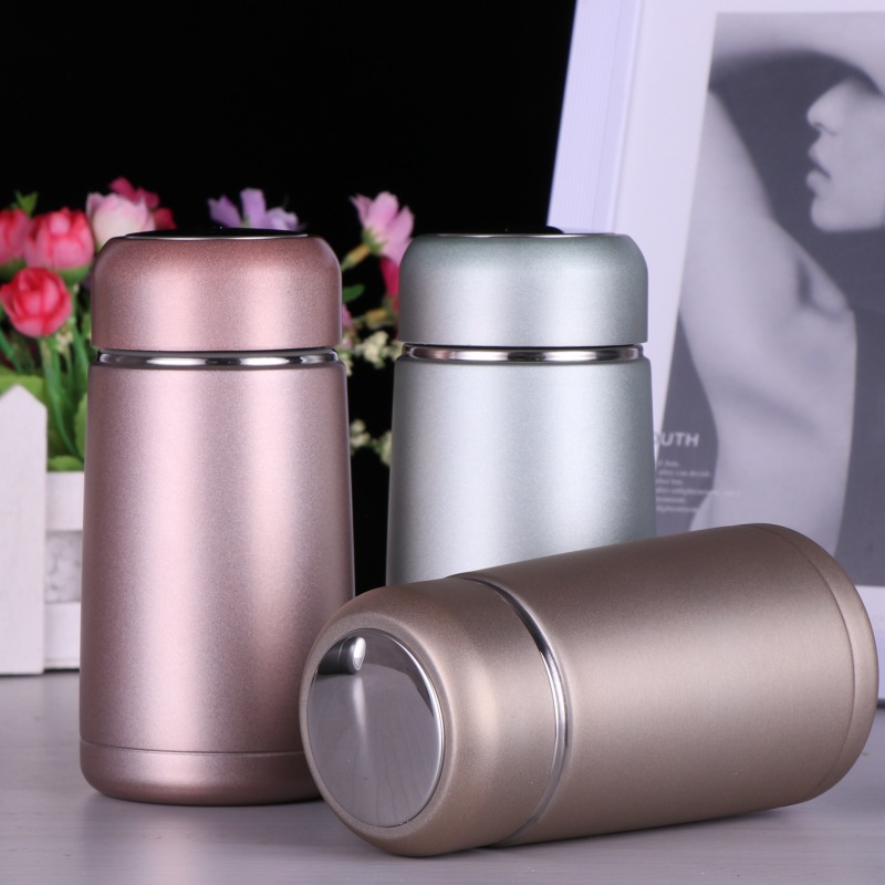 350 ml 2019 new 304 stainless steel Korean bullet thermos|Vacuum Flasks & Thermoses| |  - title=