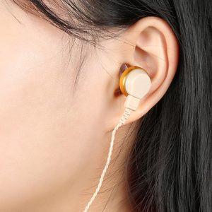 2020 neue Tasche Hörgeräte Ton Verstärker für Hörverlust Stimme Lautstärke Einstellbar mit Ohrstöpsel Hörgerät Maschine