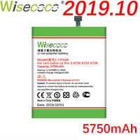 Batterie WISECOCO 5750mAh LTF23A pour LeEco Le Pro 3X720X722X728 téléphone dernière Production batterie de haute qualité + numéro de suivi