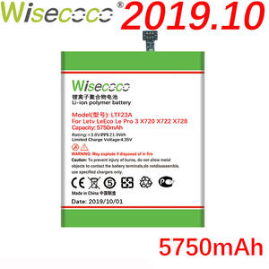 WISECOCO LTF23A Battery 3x720 Leeco Tracking-Number for Pro 3x720/X722x728-phone/Latest-production