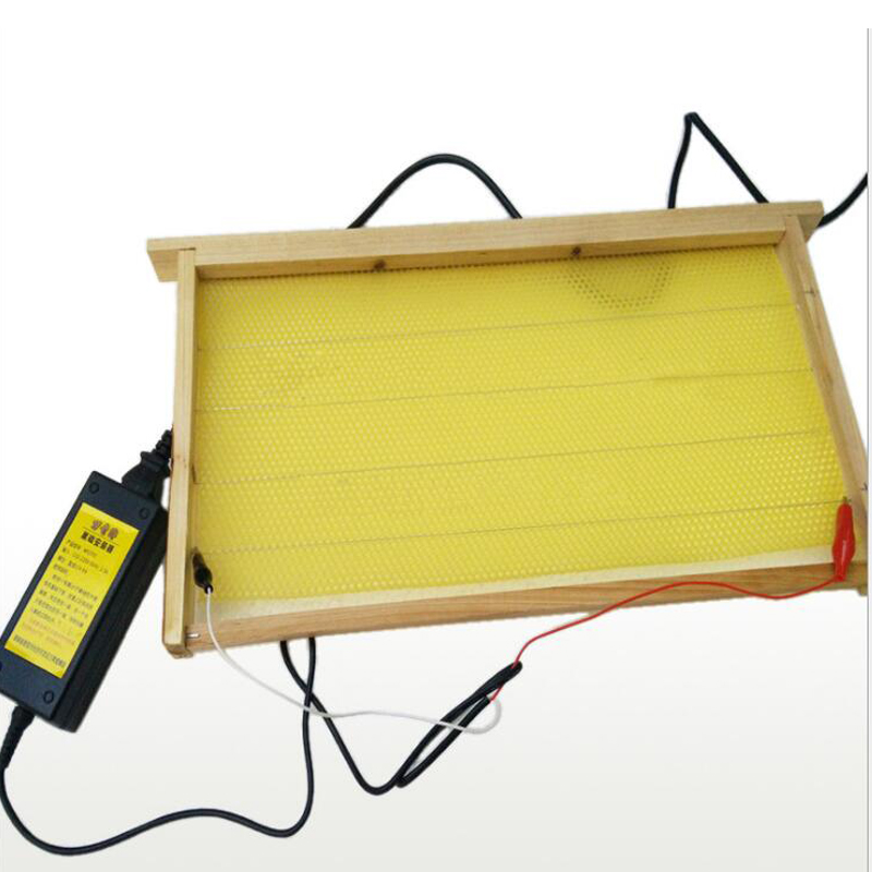 1 Pcs Beekeeping Electric Embedder Heating Device 240V Beehive Installer Equipment Beekeeping Equipment