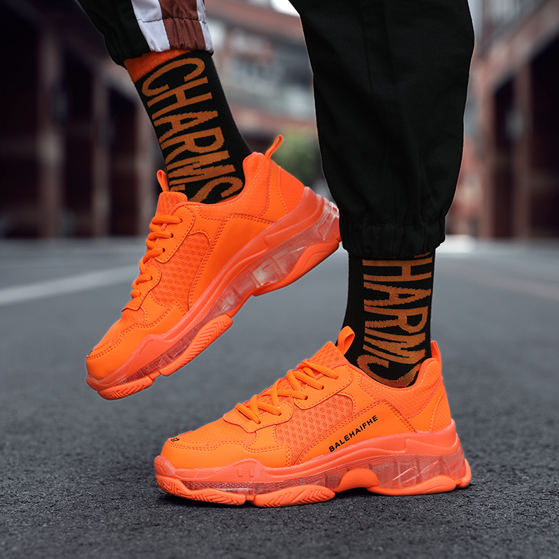Best Selling Sports Shoes for Men Breathable Men Gym Outdoor Shoes Comfortable Running Shoes Boys Low Top Walking Sneakers Mens in Running Shoes from Sports Entertainment