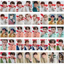Photo-Card SF9 Poster-Picture Album Lomo Self-Made-Card Polaroid Kpop 40pcs/Box 4th-Anniversary