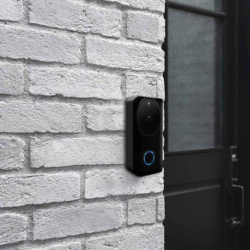 Video Doorbell Wireless Wifi Infrared Security Doorbell Intercom System