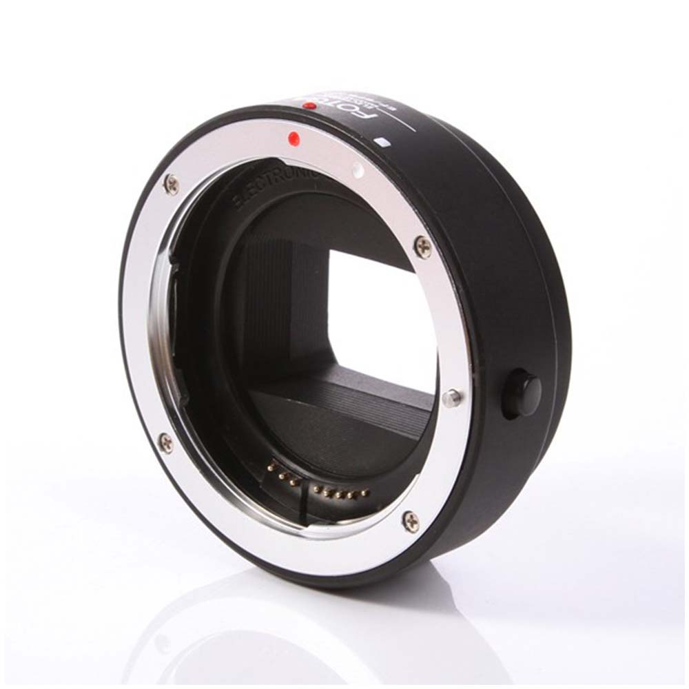 FOTGA AF Auto Focus Lens Adapter for Canon EF EF S to Sony body E NEX A7 A7R A7II lens Full Frame in Lens Adapter from Consumer Electronics