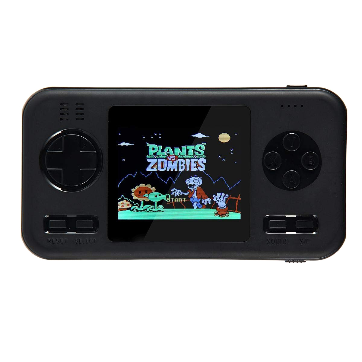 416 Games Retro Game Console Travel Portable Gaming System,Power Bank 8000MAh Battery 2.8 Inch Color Screen Handheld Game Machin image